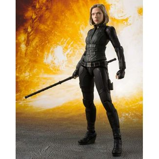 Black Widow SH Figuarts Avengers Infinity War