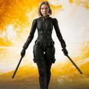 SH Figuarts Black Widow Vengadores Infinity War