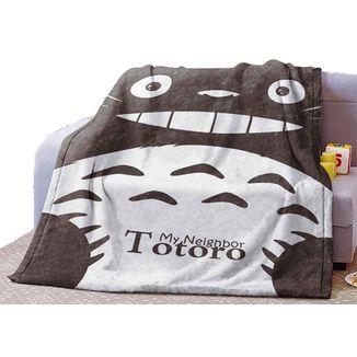 Totoro Blanket - Totoro Face