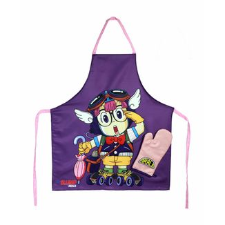 Arale Apron and Mitten Set Dr Slump