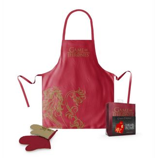 Apron and Mitt Lannister Throne Game
