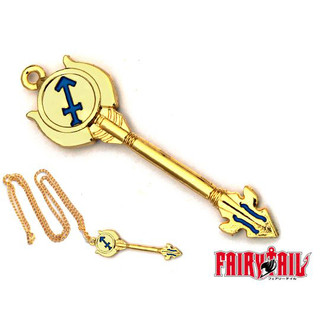 Colgante Fairy Tail - Llave Sagitario 7cm