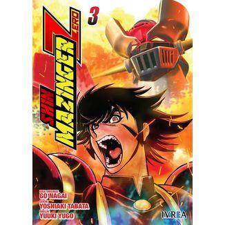 Shin Mazinger Zero #03