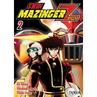 Shin Mazinger Zero #02 (spanish) Manga Oficial Ivrea