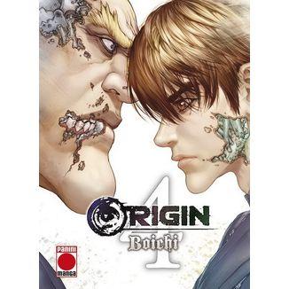 Origin #04 Manga Oficial Panini Manga (spanish)