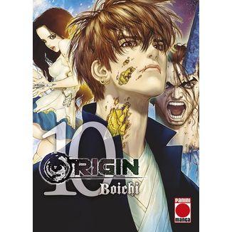 Origin #10 Manga Oficial Panini Manga