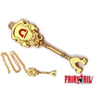 Colgante Fairy Tail - Llave Libra 7cm