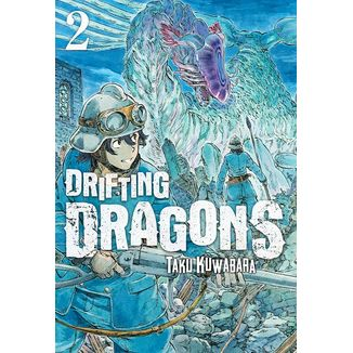 Drifting Dragons #02 (spanish)