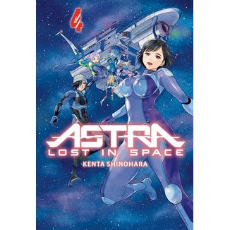 Astra Lost in Space #04 Manga Oficial Milky Way Ediciones