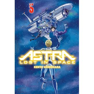 Astra Lost in Space #05 Manga Oficial Milky Way Ediciones