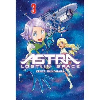 Astra Lost in Space #03 Manga Oficial Milky Way Ediciones