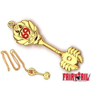 Colgante Fairy Tail - Llave Cancer 7cm
