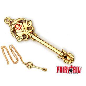 Colgante Fairy Tail - Llave Libra v2 7cm