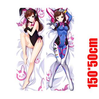 Dakimakura Overwatch - Dva #03 (150x50cm)