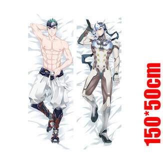 Dakimakura Overwatch - Genji (150x50cm)