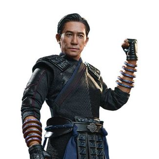 Wenwu Figure Shang-Chi and the Legend of the Ten Rings Movie Masterpiece Hot Toys