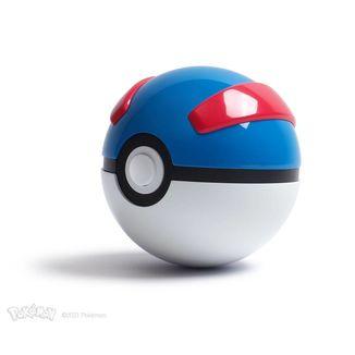 Replica Electrónica Super Ball Diecast Pokemon