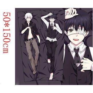 Dakimakura Tokyo Ghoul - Kaneki Ken #01 (150x50cm)