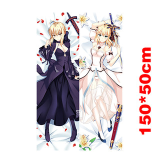 Dakimakura Fate/Stay Night - Saber #08 (150x50cm)
