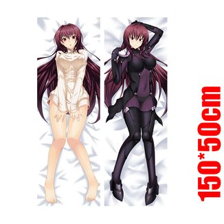 Dakimakura Fate/Stay Night - Lancer Scathach #02 (150x50cm)
