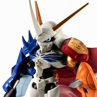Omegamon Special Colour Version Figure Digimon Adventure NXEDGE STYLE