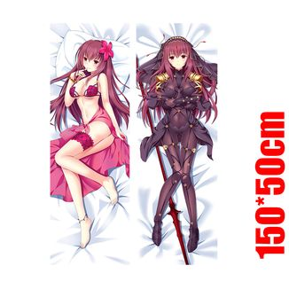 Dakimakura Fate/Stay Night - Lancer Scathach #03 (150x50cm)