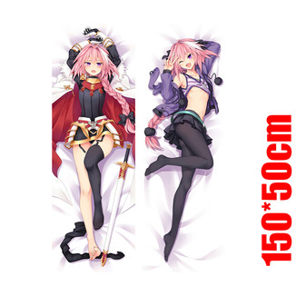 Dakimakura Fate/Stay Night - Black Rider #01 (150x50cm)