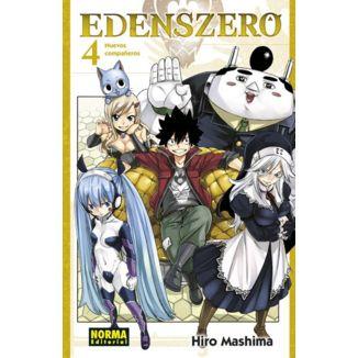 Edens Zero #04 Manga Oficial Norma Editorial