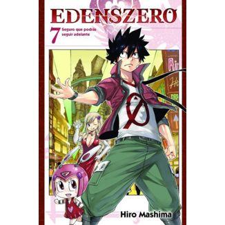Edens Zero #07 (spanish) Manga Oficial Norma Editorial
