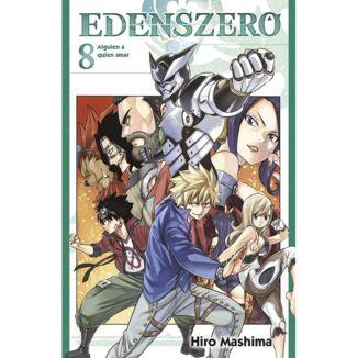 Edens Zero #08 Manga Oficial Norma Editorial