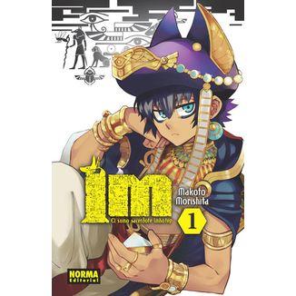 Im: El sumo Sacerdote Imhotep #01