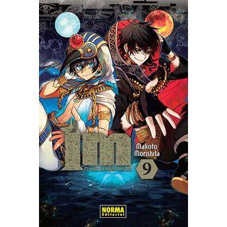 Im: El sumo Sacerdote Imhotep #09 Manga Oficial Norma Editorial