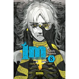 Im: El sumo Sacerdote Imhotep #08 Manga Oficial Norma Editorial