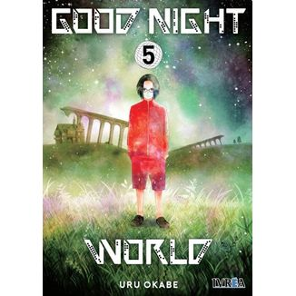 Good Night World #05 Manga Oficial Ivrea (spanish)