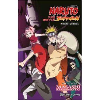 Naruto Anime Comic Shippuden Manga Oficial Planeta Comic (Spanish)