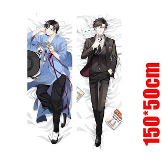 Mystic Messenger - Jumin #01 Dakimakura (150x50cm)