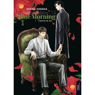 Blue Morning #01 Manga Oficial Now Evolution
