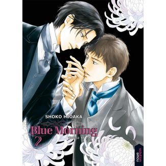 Blue Morning #02 Manga Oficial Now Evolution (spanish)