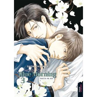 Blue Morning #03 Manga Oficial Now Evolution