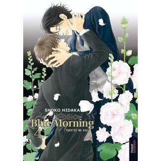Blue Morning #04 Manga Oficial Now Evolution