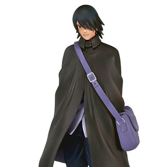 Sasuke Uchiha Boruto Naruto The Movie Figure DXF Shinobi Relations