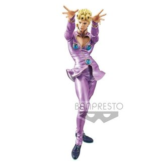 Giorno Giovanna Figure JoJo's Bizarre Adventure Golden Wind Grandista