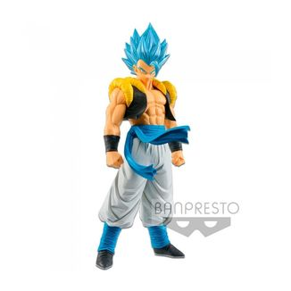 Figura Gogeta SSGSS Dragon Ball Super Resolution of Soldiers Grandista