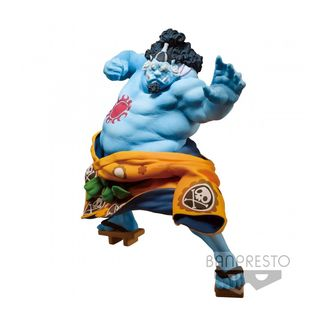 Jinbe Figure One Piece World Figure Colosseum 2018