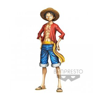 Monkey D Luffy Manga Dimensions Figure One Piece Grandista The Grandline Men