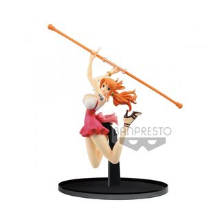 Nami Figure One Piece World Figure Colosseum 2018