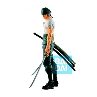 Figura Zoro One Piece 20th History Masterlise