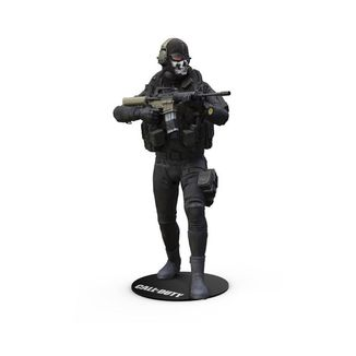 Figura Simon 'Ghost' Riley Call Of Duty