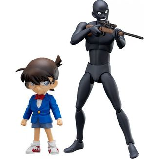 Figma Conan Edogawa & Criminal Detective Conan