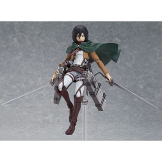 Mikasa Ackerman Figma Attack On Titan